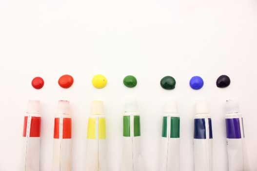 注文住宅 ブログ カラーコーディネート 色に基本 2