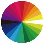 注文住宅 ブログ カラーコーディネート 色の組み合わせ 色相環